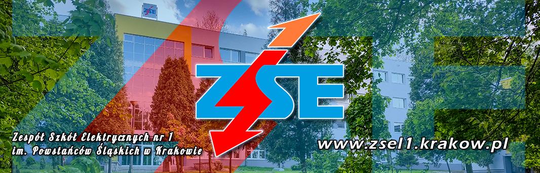 Zesp� Szk� Elektrycznych nr 1 w Krakowie