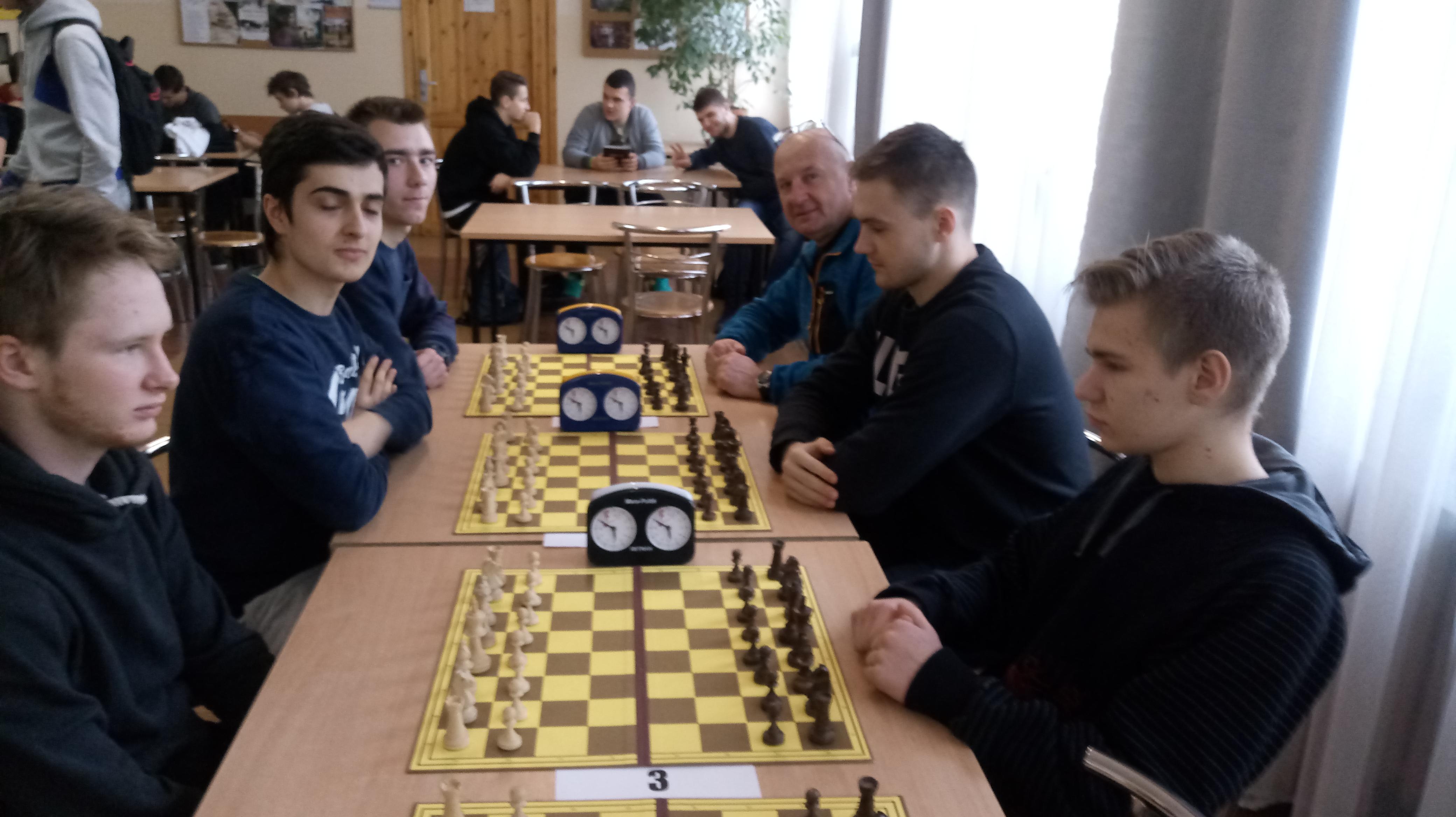Najlepszy szachista w szkole