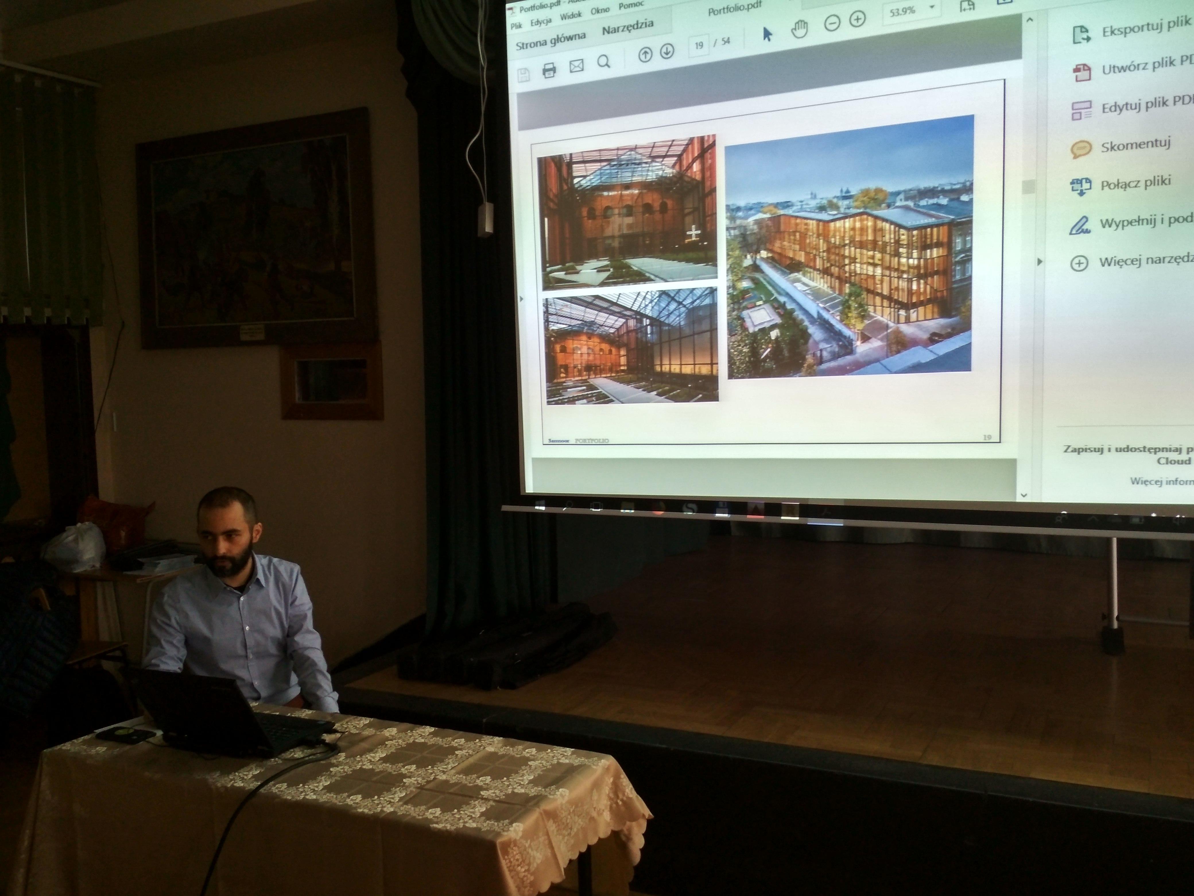 Wykład Samsoora Dost Shaheeda